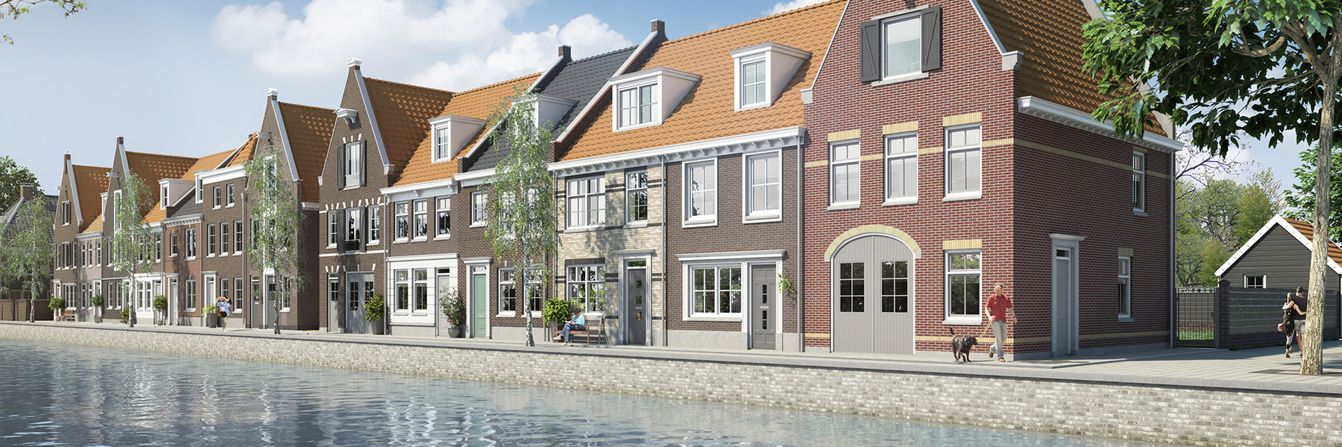 "Project "" Oude Werf "" Middelharnis"